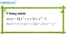 Bài 8 trang 6 SBT toán 8 tập 1