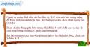 Bài 8.3 trang 28 SBT Vật lí 6