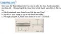 Bài 24.1 trang 54 SBT Vật lý 9