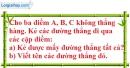Bài 14 trang 124 SBT toán 6 tập 1