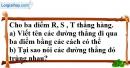 Bài 15 trang 124 SBT toán 6 tập 1