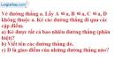Bài 16 trang 125 SBT toán 6 tập 1