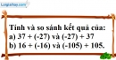 Bài 44 trang 73 SBT toán 6 tập 1