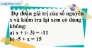Bài 46 trang 73 SBT toán 6 tập 1