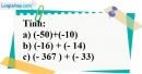 Bài 49 trang 73 SBT toán 6 tập 1