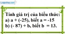 Bài 52 trang 74 SBT toán 6 tập 1