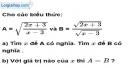 Bài 38 trang 11 SBT toán 9 tập 1