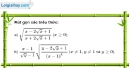 Bài 41 trang 11 SBT toán 9 tập 1