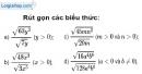 Bài 40 trang 11 SBT toán 9 tập 1