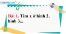 Bài 1 trang 91 Vở bài tập toán 8 tập 1