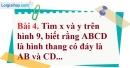 Bài 4 trang 95 Vở bài tập toán 8 tập 1