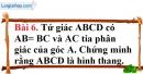 Bài 6 trang 96 Vở bài tập toán 8 tập 1