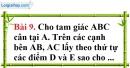 Bài 9 trang 98 Vở bài tập toán 8 tập 1