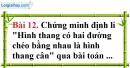 Bài 12 trang 100 Vở bài tập toán 8 tập 1