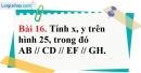 Bài 16 trang 104 Vở bài tập toán 8 tập 1