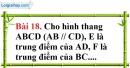 Bài 18 trang 105 Vở bài tập toán 8 tập 1