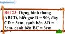 Bài 23 trang 108 Vở bài tập toán 8 tập 1