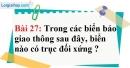 Bài 27 trang 112 Vở bài tập toán 8 tập 1