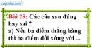 Bài 28 trang 112 Vở bài tập toán 8 tập 1