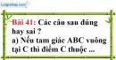 Bài 41 trang 122 Vở bài tập toán 8 tập 1