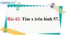 Bài 42 trang 123 Vở bài tập toán 8 tập 1