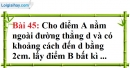 Bài 45 trang 126 Vở bài tập toán 8 tập 1