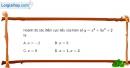 Bài 1.86 trang 41 SBT giải tích 12