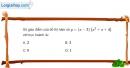 Bài 1.90 trang 42 SBT giải tích 12