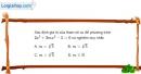 Bài 1.92 trang 42 SBT giải tích 12