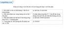 Bài 10.13 trang 36 SBT Vật lí 6