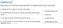 Bài 10.7 trang 35 SBT Vật lí 6