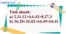 Bài 56 trang 12 SBT toán 6 tập 1
