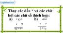 Bài 57 trang 12 SBT toán 6 tập 1