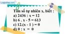 Bài 62 trang 13 SBT toán 6 tập 1