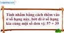 Bài 65 trang 13 SBT toán 6 tập 1