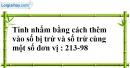 Bài 66 trang 13 SBT toán 6 tập 1