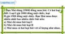 Bài 68 trang 14 SBT toán 6 tập 1