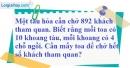 Bài 69 trang 14 SBT toán 6 tập 1