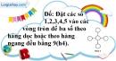 Bài 75 trang 14 SBT toán 6 tập 1