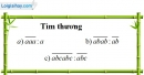Bài 78 trang 15 SBT toán 6 tập 1