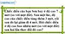 Bài 59 trang 75 SBT toán 6 tập 1