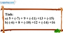 Bài 60 trang 75 SBT toán 6 tập 1