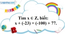 Bài 6.4 phần bài tập bổ sung trang 77 SBT toán 6 tập 1