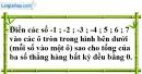 Bài 64 trang 75 SBT toán 6 tập 1