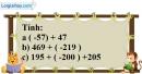 Bài 65 trang 76 SBT toán 6 tập 1