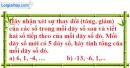 Bài 71 trang 77 SBT toán 6 tập 1
