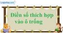 Bài 75 trang 77 SBT toán 6 tập 1