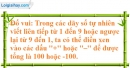 Bài 80 trang 78 SBT toán 6 tập 1