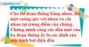 Bài 1.7 trang 12 SBT hình học 12