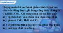 Bài 17.11* trang 24 SBT hóa học 8